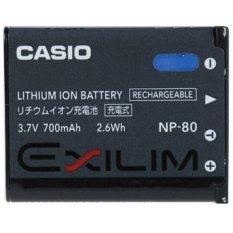 Beli Casio Kamera Baterai C Np80 Casio Asli
