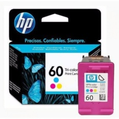 Promo Catridge Hp 60 Colour Original Catridge Hp
