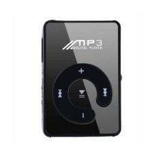 Catwalk 8 Gb Sd Tf Kartu Mini Cermin Klip Digital Usb Mp3 Pemutar Musik (hitam) By Catwalk.