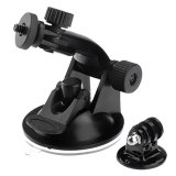 Ccc Suction Cup With Tripod Mount For Gopro Xiaomi Yi Bpro Actioncam Hitam Ccc Diskon 40
