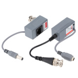 Harga Kamera Cctv Video Balun Seluler Bnc Utp Rj45 Video And Kekuasaan Atas Cat5 5E 6 Kabel Asli Not Specified