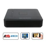 Spesifikasi Cctv Mini Dvr 8 Channel 960H Digital Video Recorder Ahd Dvr Hvr Nvr System P2P H264 Security Home Intl Merk Not Specified
