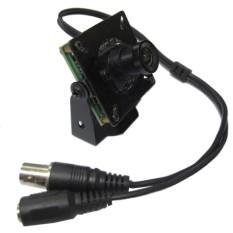 CCTV SPY 1 Analog MEDUSA 800TVL D-TSH-1030A Black Non IR Sony SuperHad