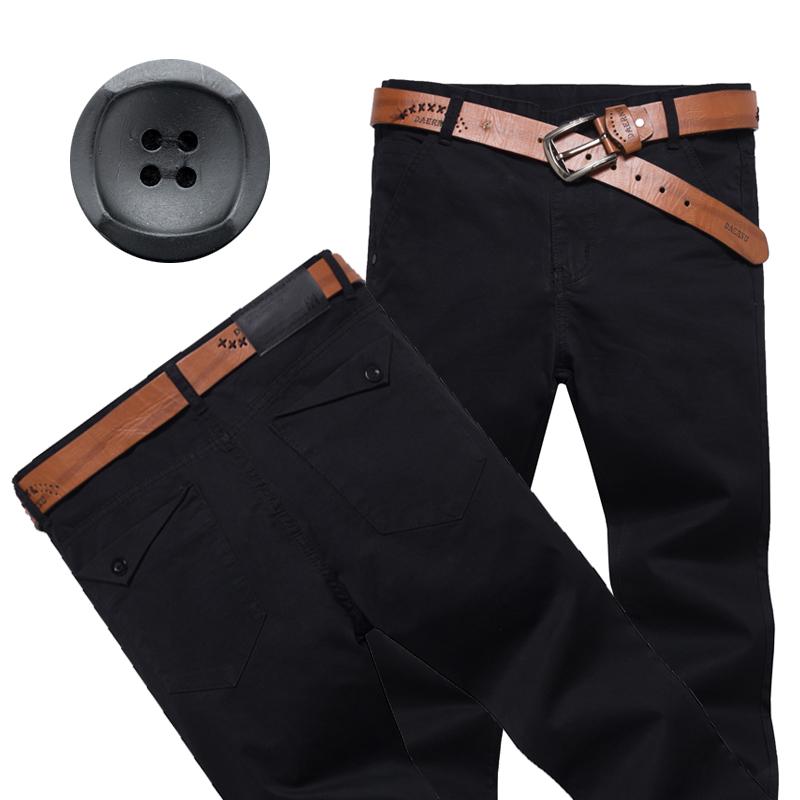 Celana Cargo Musim Gugur Pria Perkakas Celana Ukuran Besar Pakaian Pria Hitam Celana Pria Celana Panjang Pria Celana Chino Celana Cargo Terbaru