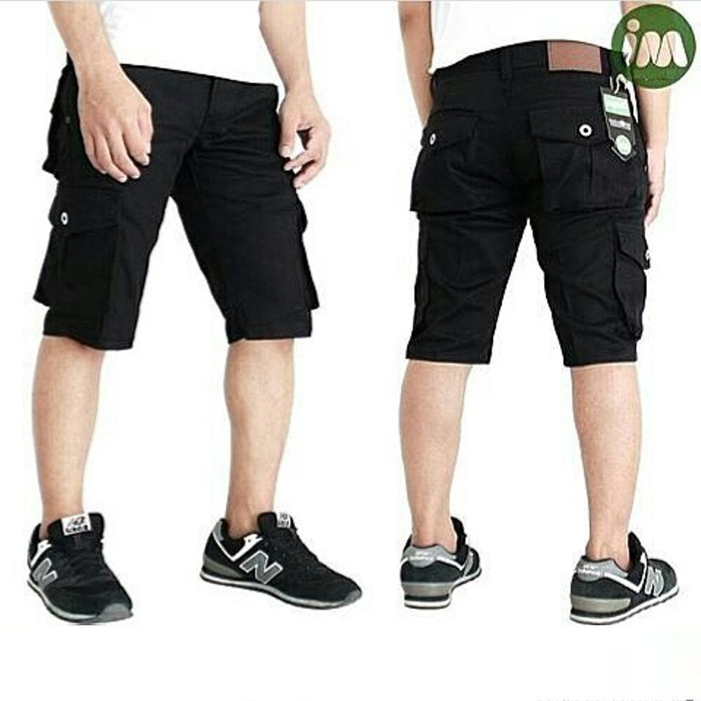 Beli Celana Cargo Pendek Pria Celana Trend Pria Terbaru