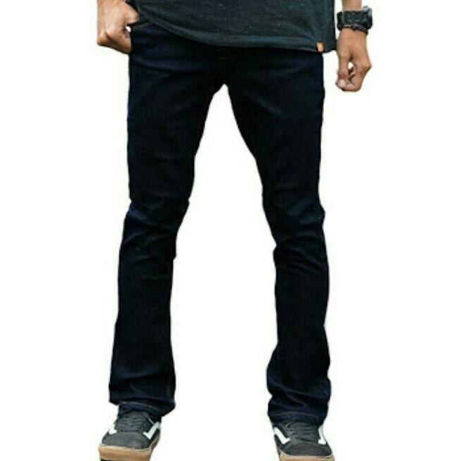 Celana cutbray pria (cutbray soft jeans)