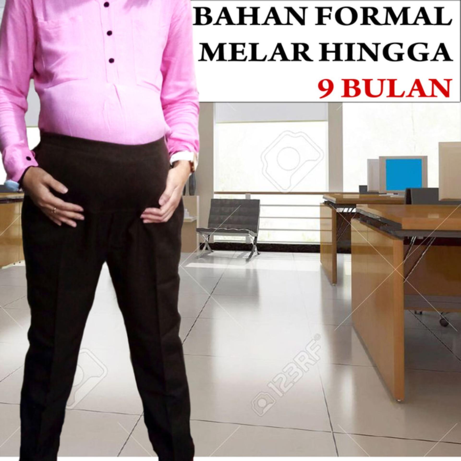 Celana Hamil Kerja / Formal / Kantor Kualitas Bagus