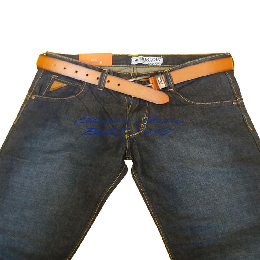 Beli Celana Jeans Panjang Lois Reguller Fit Biru Wash Di Dki Jakarta