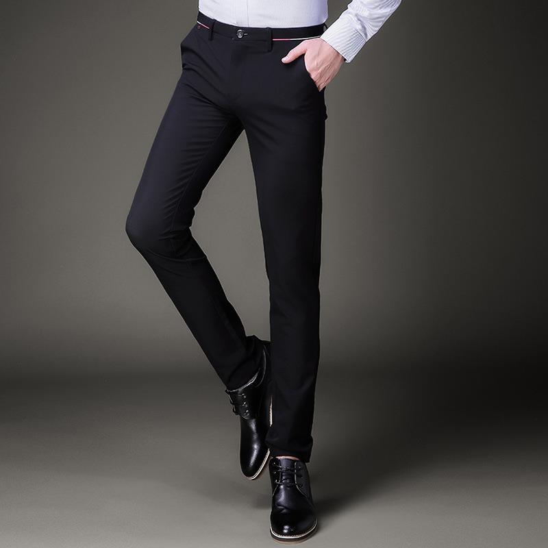 Ulasan Mengenai Celana Kerja Slimfit Celana Formal Simple Bahan Alus Adem Murah