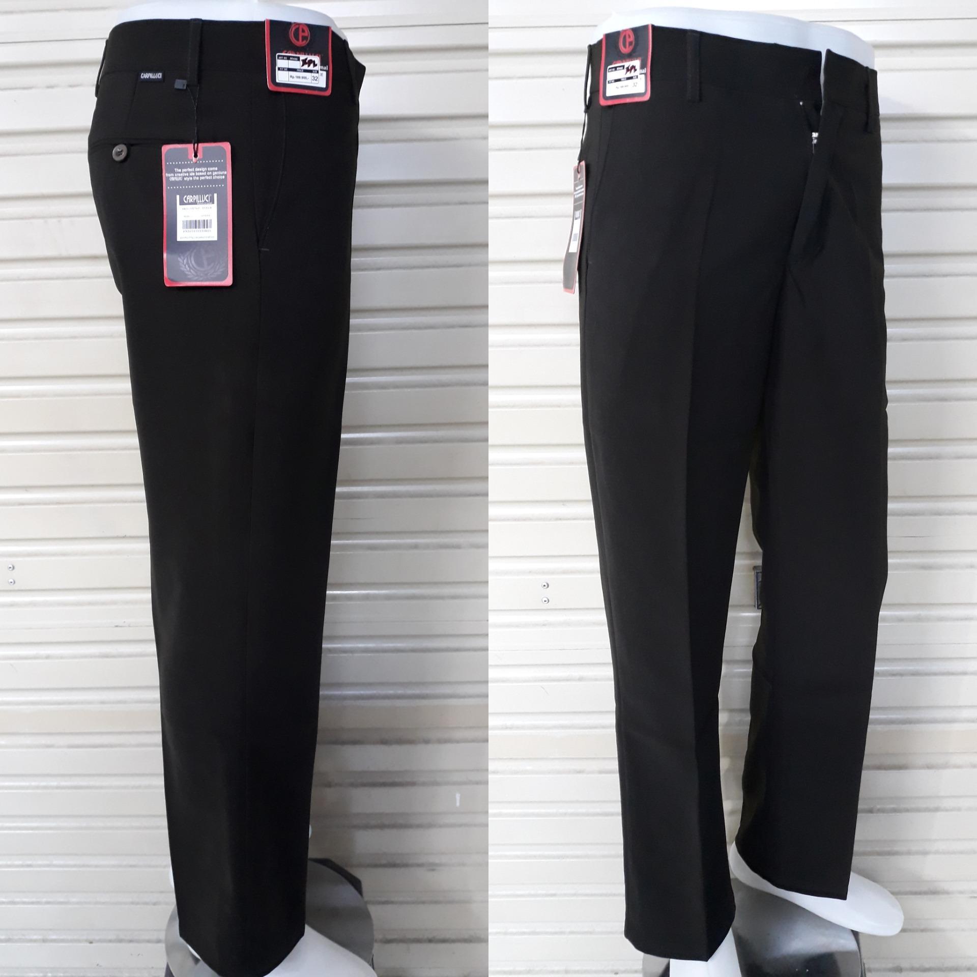 Jual Celana Panjang Formal Kantoran Pria Model Reguler Standar Bagus Murah Celana Formal Online