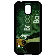 Celebrity Samsung Galaxy S5 I9600 Thin Flexible Plastic Case, Breaking Bad TV Series Samsung S5 Phone Slim Carring Cases For Teen Girls - intl