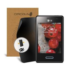 Celicious Privacy Pelindung Layar Privasi (Privacy Screen Protector) LG Optimus L3 II E430