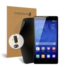 Celicious Privacy Plus [360°] Pelindung Layar Privasi (Privacy Screen Protector) Huawei Honor 3C 4G