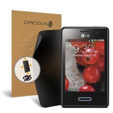 Celicious Privacy Plus [360°] Pelindung Layar Privasi (Privacy Screen Protector) LG Optimus L3 II E430