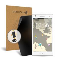 Celicious Privacy Plus [360°] Pelindung Layar Privasi (Privacy Screen Protector) Oppo U705T Ulike 2