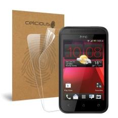 Celicious Vivid HTC Desire 200 Invisible Screen Protector [paket 2]-Intl