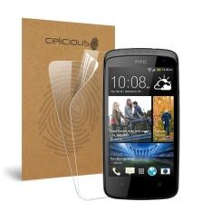Celicious Vivid HTC Desire 500 Invisible Screen Protector [paket 2]-Intl