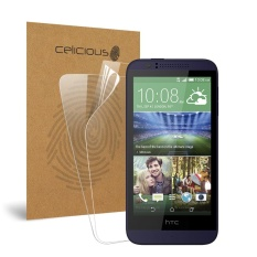 Celicious Vivid HTC Desire 510 Invisible Screen Protector [Pack of 2] - intl