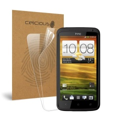 Celicious Vivid HTC ONE X Invisible Screen Protector [paket 2]-Intl