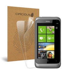 Celicious Vivid HTC Raider 4g Invisible Screen Protector [paket 2]-Intl