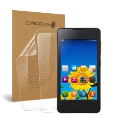 Celicious Vivid Lenovo A1900 Invisible Screen Protector [Pack of 2]