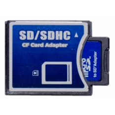 CF Card Adapter GEN-III Support SDHC,SDXC,MicroSD,WIFI SDHC,