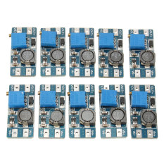 Toko Channy New 10 Pcs 2A 2V 24V Dc Dc Step Up Power Apply Module Booster Power Module Intl Lengkap