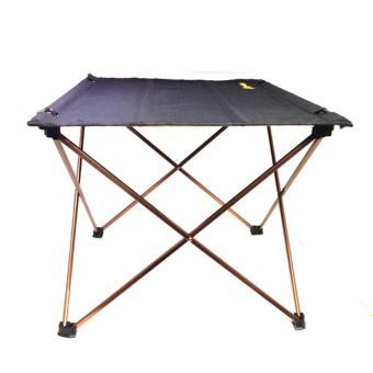 Beli sekarang Chanodug Fx-8429 Meja Lipat Folding Portable Desk Outdoor terbaik murah - Hanya Rp268.745