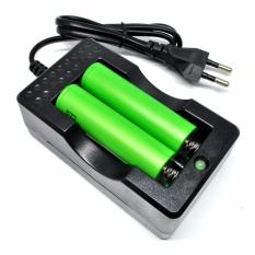 Toko Charger Baterai 18650 Dual Battery 2 Slot A Cc 02 Termurah Indonesia