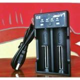 Review Charger Awt C2 Fast Charging Best Charger Batre 2 Slot Vape Vapor Awt