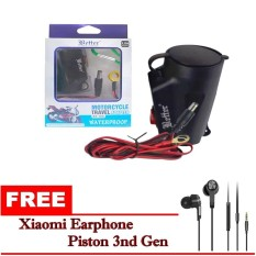 Charger Hp Motor Tahan Air (waterproof) Free Xiaomi earphone piston 3