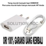 Jual Charger Iphone For Iphone 5G 5S 5C 6 6S 6S 6 7 7 Apple Ori