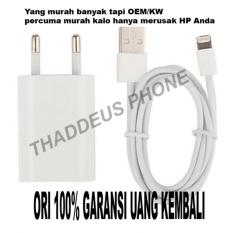 Charger Iphone For Iphone 5G 5S 5C 6 6S 6S 6 7 7 Original 100 Jawa Tengah