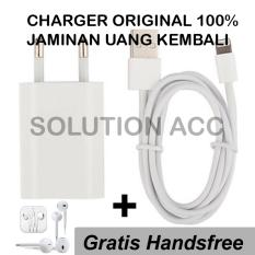 Miliki Segera Charger Iphone Original 100 For Iphone 5 Earphone For Iphone