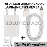 Charger Iphone Original 100 For Iphone 7 Earphone For Iphone Asli
