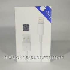 Spesifikasi Charger Kabel Iphone 5 5S 6 6 Original Lightning Terbaru