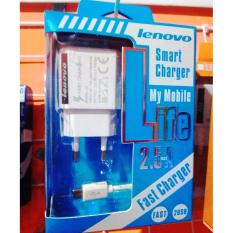 Review Pada Charger Lenovo 2 5A Original By Smart Charger 2 Usb Port Android Ios