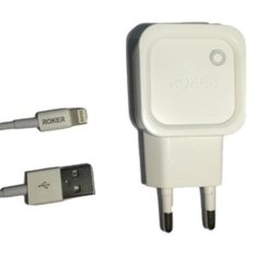 Review Tentang Charger Roker 2 1A Fast Charging For Iphone 5 Dan 6