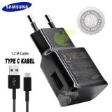 Charger Samsung Original 100 Charger Samsung Charger Galaxy S8 Plus Charger Samsung S8 Support Adaptive Fast Charging Cable Samsung Type C Fast Charging Original Black Banten