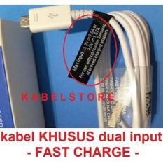 Charger Samsung Original Note 4 3 2/ S 6 5 4 Mini Young Ace Duos Grand
