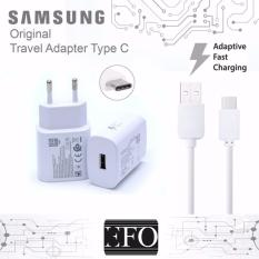 Charger Samsung Travel C9 Pro Type C Fast Charging Original Asli