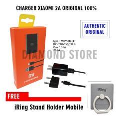 Jual Charger Xiaomi 2A Original 100 Adaptor Xiaomi Adapter Xiaomi Jawa Timur Murah