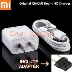 Charger Xiaomi Mdy 08 Ev Output 5V 2A Micro Usb Original By Redmi 4X Putih Xiaomi Diskon 40