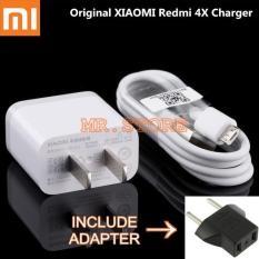 Charger Xiaomi MDY-08-EV Output 5V-2A Micro USB Original by Redmi 4x - Putih