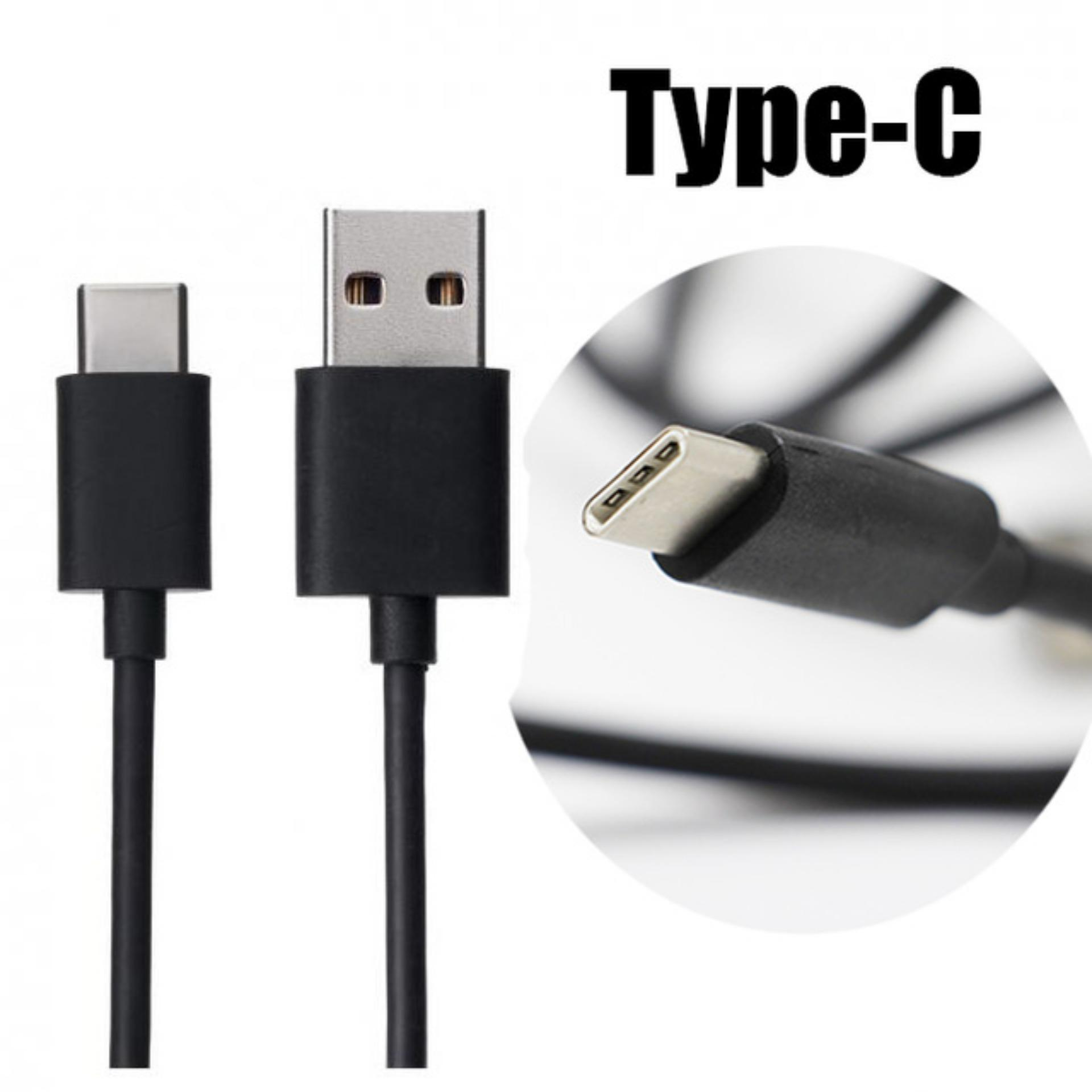 Promo Charger Xiaomi Original For Type C Black