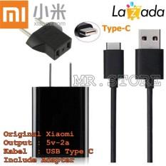 Charger Xiaomi Type C for Mi4C / Mi5 / Mi6 Output 5V-2A Original