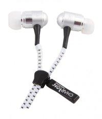 Ulasan Mengenai Charzon Zipper Earphones Putih