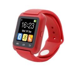 Murah Bluetooth Smart Watch Wrist Watch Smart Wearable SmartwatchAltitude Meter Mendorong Pesan untuk Ponsel Android-Intl