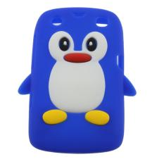 CHEER 3D Penguin Shape Silicone case cover for Blackberry 9360 /9350 /9370/Curve PT168 - intl