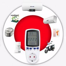 Toko Cheer Eu Plug Energy Meter Watt Volt Voltage Electricity Monitor Analyzer Power Cheer Di Tiongkok